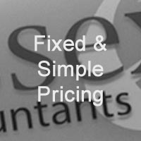 Fixed and simple Pricing