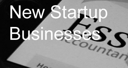 New startup businesses