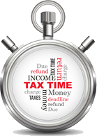 Countdown to Tax Deadline
