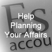 Help planning your financial affairs