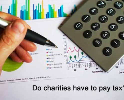 charities have to pay tax
