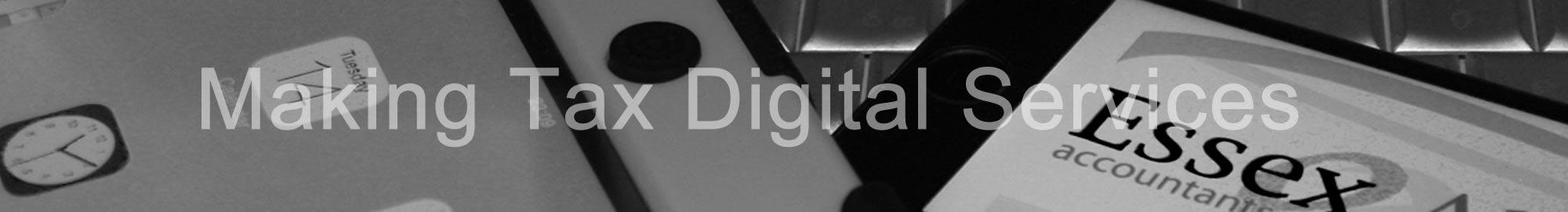 making tax digital services
