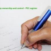 PSC Register