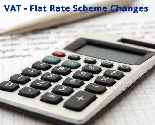 VAT FRS changes