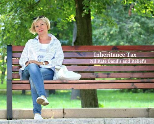 woman inheritance tax